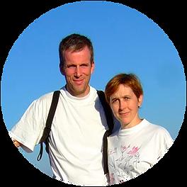 Herve et Sylvie Vosges Bleu Vert