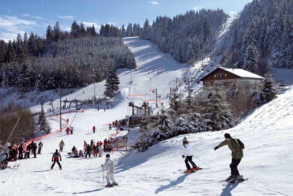station ski gerardmer